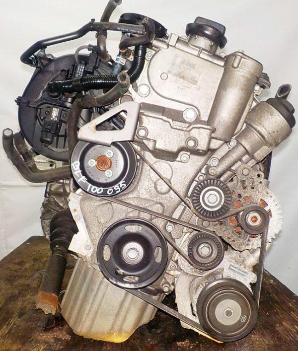 Двигатель Volkswagen BLF - 100035 AT FF 3
