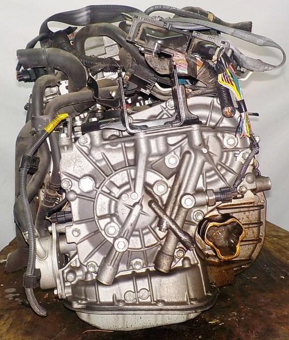 Двигатель Toyota 2SZ-FE - БЕЗ НОМЕРА CVT K410 FF коса+комп 6