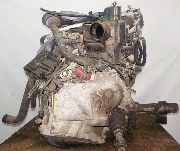 КПП Toyota 1MZ-FE AT FF 4WD Estima 6