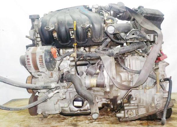 Двигатель Nissan MR18-DE - 003656A CVT RE0F08A FF коса+комп 1