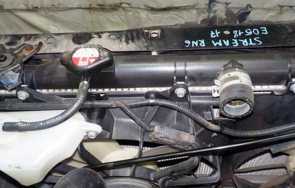Ноускат Honda Stream RN6, RN7, RN8, RN9 (E051817) 6