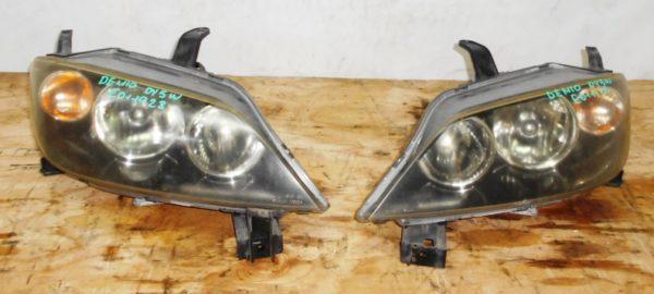 Ноускат Mazda Demio DY, (1 model) xenon (E011928) 8