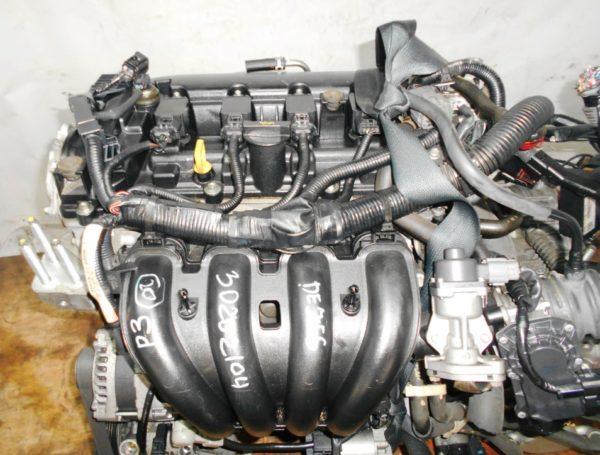 Двигатель Mazda P3-VE - 30202104 CVT FF DEJFS 86 000 km коса+комп 2