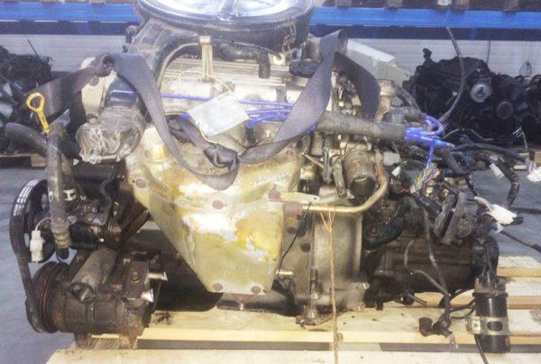 Двигатель Mazda B6 - 427806 MT FF GV6V 73 000 km 1