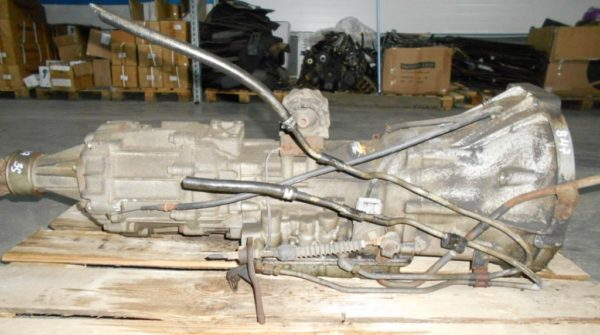АКПП Toyota 3S-FE AT FR 4WD (847) 4