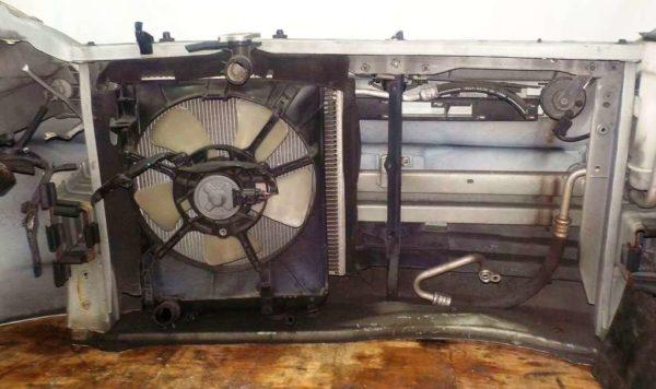 Ноускат Toyota Passo 10, (1 model) xenon (W101892) 8