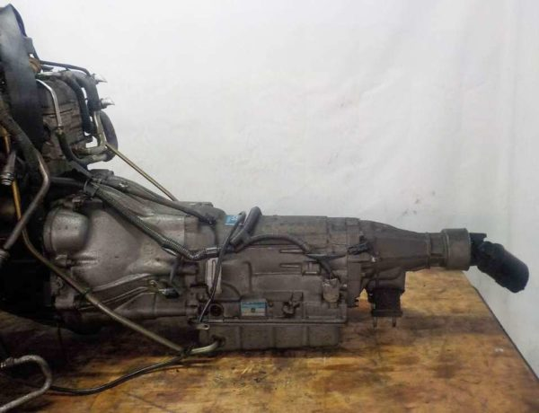 Двигатель Toyota 1G-FE - 6935988 AT 03-70LS A42DE-A04A FR GX110 BEAMS 155 261 km коса+комп 3