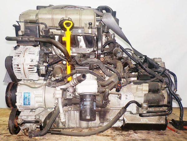 Двигатель Volkswagen AZJ - 724383 1