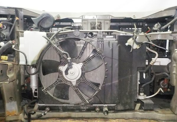 Ноускат Nissan Cube 11, (1 model) (W08201832) 8