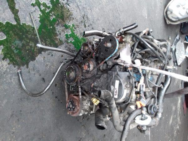 Двигатель Daihatsu EF-DEM - 6678365 AT YBS5 FR J131G 139 000 km коса+комп 5