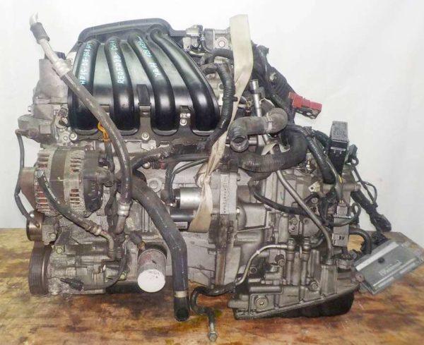 КПП Nissan HR15-DE CVT RE0F08B GH54 FF YZ11 1