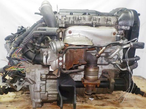 Двигатель Volvo B4204T3 - 2828962 AT FF 5