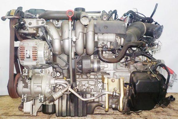 Двигатель Volvo B4204S2 - 2499525 коса+комп 1