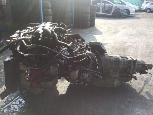 Двигатель Subaru EJ20 - С507170 AT TG5C7CBAAA FR 4WD BL5 EX20XDKBJE 151 000 km комп 1