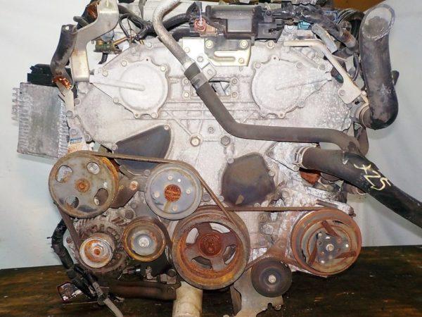 КПП Nissan VQ25-DE AT FR 4