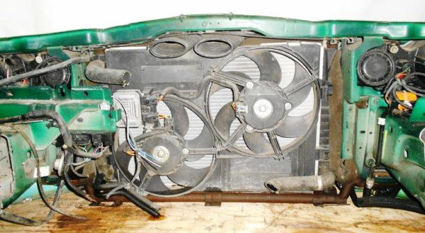 Ноускат Jaguar X-type (E061932) 8