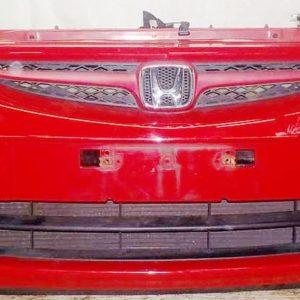 Ноускат Honda Fit GD1, (2 model), без радиатора кондиционера (W11201751) 16