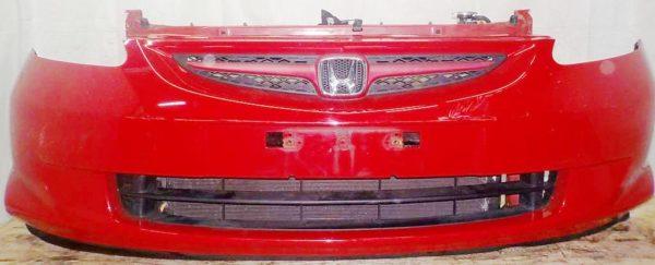 Ноускат Honda Fit GD1, (2 model), без радиатора кондиционера (W11201751) 1