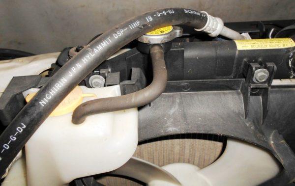Ноускат Subaru Legacy BL/BP, xenon (J041907) 9