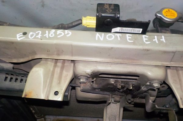Ноускат Nissan Note (E071855) 8