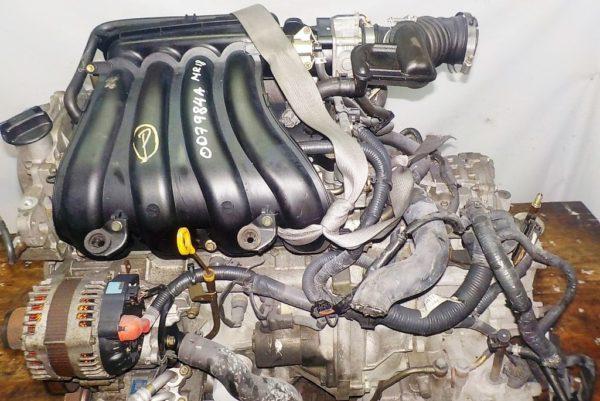 Двигатель Nissan MR18-DE - 007984A CVT RE0F08A FF коса+комп 2