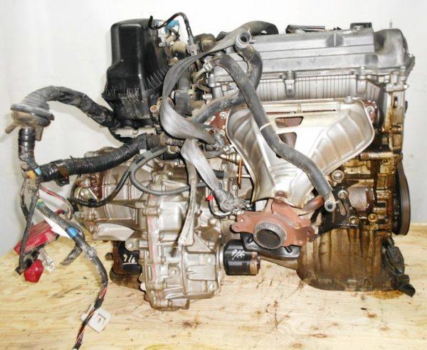 Двигатель Toyota 1NZ-FE - C388939 CVT K210-02A FF NCP81 электро дроссель коса+комп 6