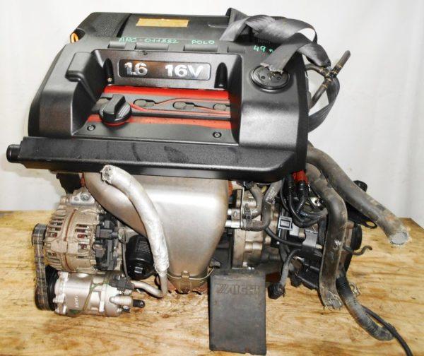 Двигатель Volkswagen ARC - 011882 AT FF Polo 49 000 km 1