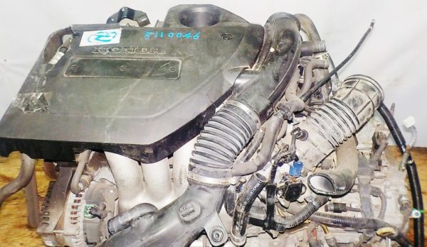 Двигатель Honda K24A - 5110046 AT MFHA FF RB1 коса+комп 2