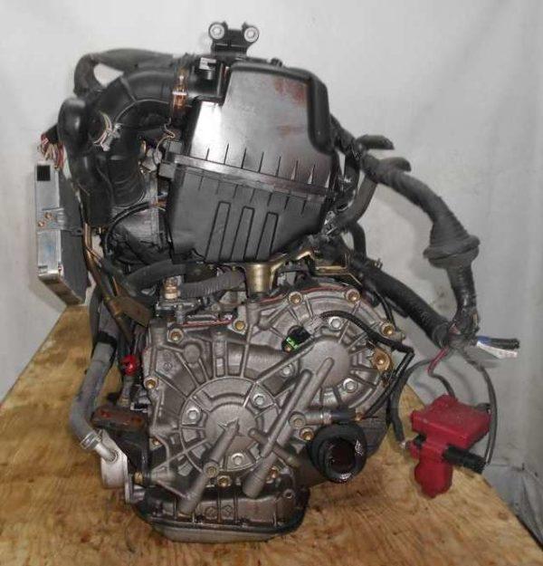 Двигатель Toyota 1NZ-FE - B362674 CVT K210-02A FF NCP81 137 000 km электро дроссель коса+комп 5
