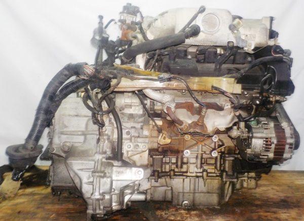 КПП Mazda AJ AT FF 4