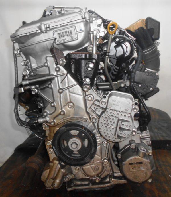 Двигатель Toyota 2ZR-FXE - 4399889 CVT P410-01A FF ZVW30 коса+комп 3