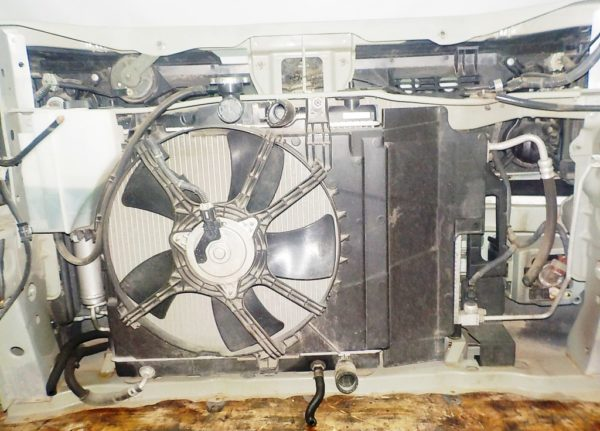 Ноускат Nissan Cube 11, (1 model) (E101803) 8