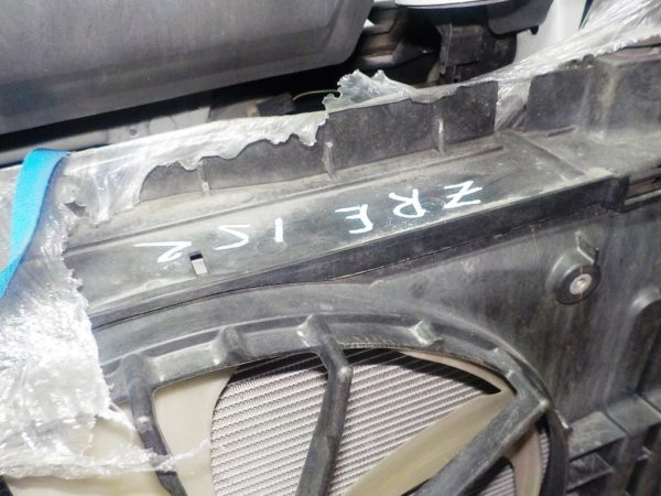 Ноускат Nissan Bluebird Sylphy 11, (1 model) (W04201911), радиатор ZRE152 9