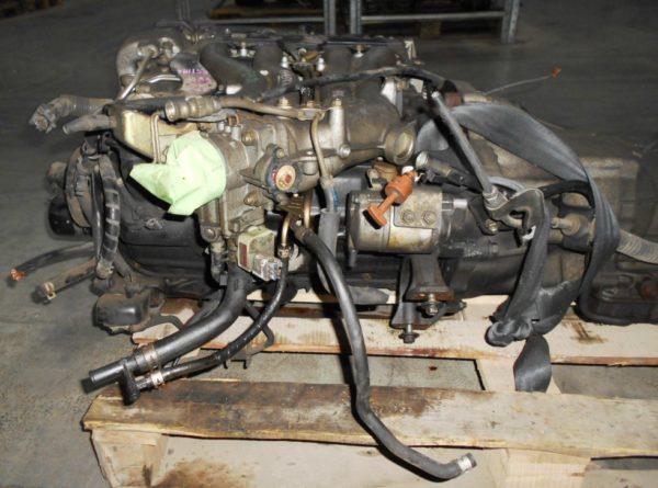 Двигатель Toyota 2TZ-FZE - 1445424 AT 4WD Estima 1