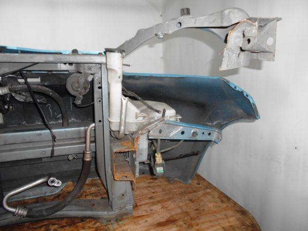 Ноускат Toyota Passo 10 (703720) 4