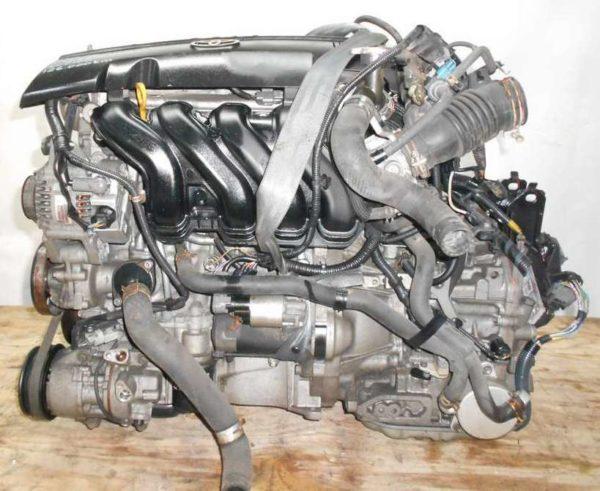Двигатель Toyota 1NZ-FE - C150495 CVT K210-02A FF NCP100 126 000 km коса+комп 1