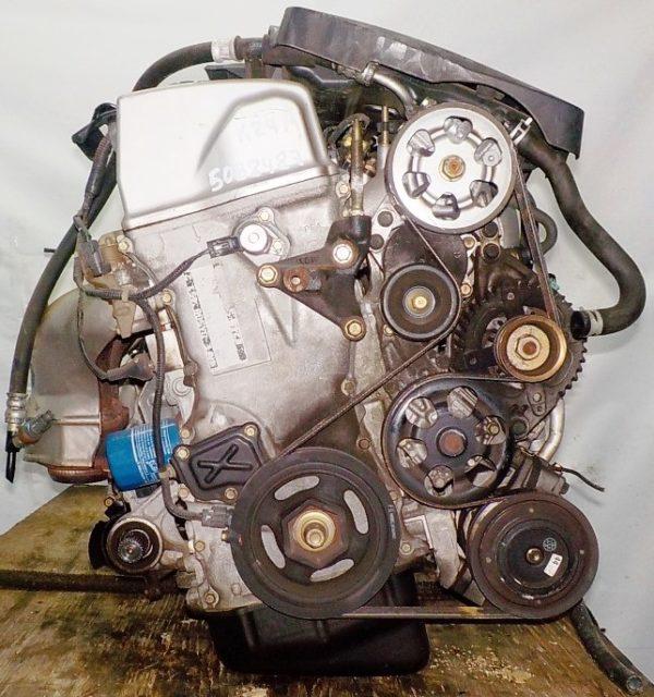 Двигатель Honda K24A - 5038487 AT MFHA FF Odyssey коса+комп 3