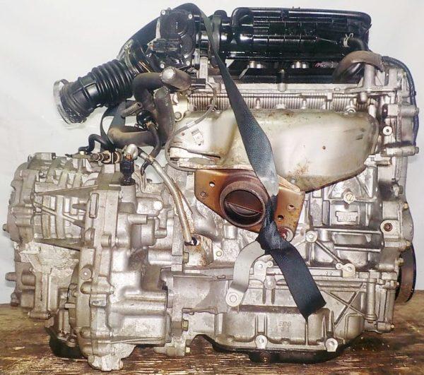 Двигатель Nissan MR18-DE - 011606A CVT RE0F08A FF 4