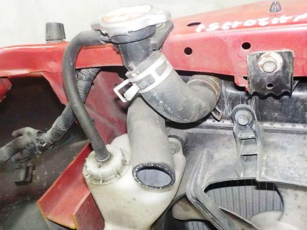 Ноускат Honda Fit GD1, (2 model), без радиатора кондиционера (W11201751) 7