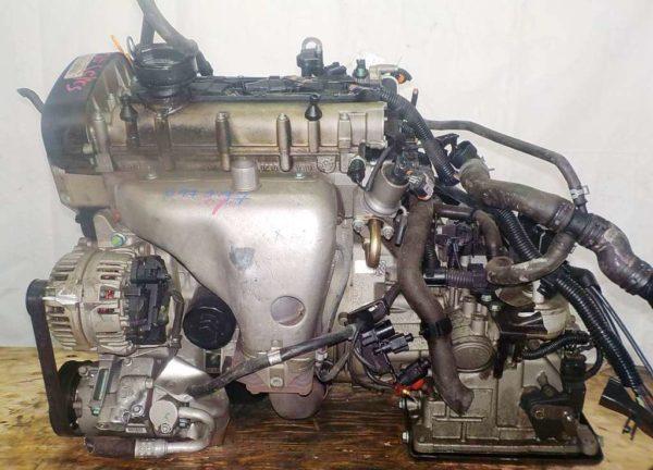 Двигатель Volkswagen BBY - 047597 AT FF 4