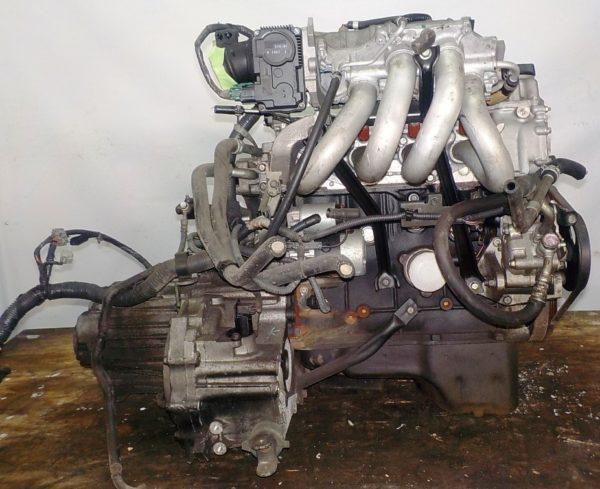 Двигатель Nissan QG15-DE - 324900B MT RS5F70A FF Silver электро дроссель коса+комп 4