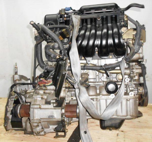 КПП Nissan CR14-DE AT RE4F03B FQ40 FF Z11 5