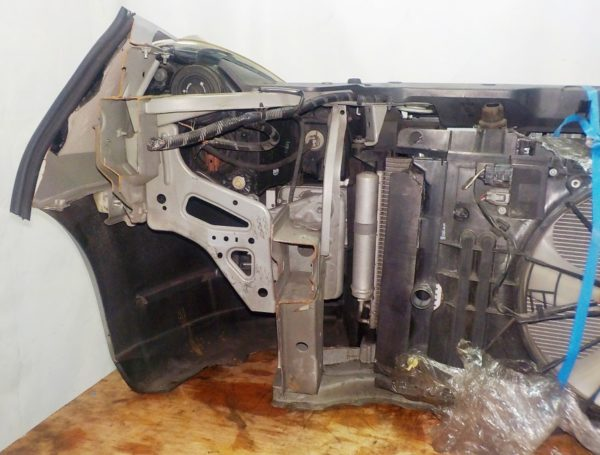 Ноускат Nissan Bluebird Sylphy 11, (1 model) (W04201911), радиатор ZRE152 7