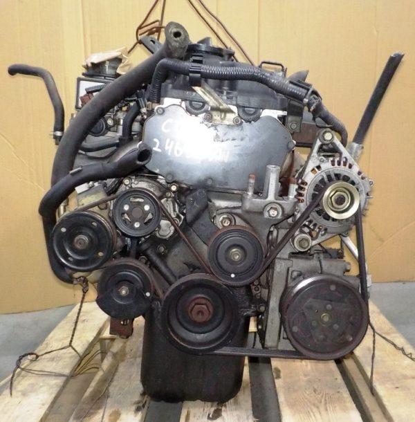Двигатель Nissan CG13-DE - 246387A AT FF, брак крышки клапанов, без КПП 3
