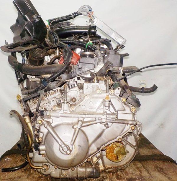 Двигатель Honda K24A - 5038487 AT MFHA FF Odyssey коса+комп 5