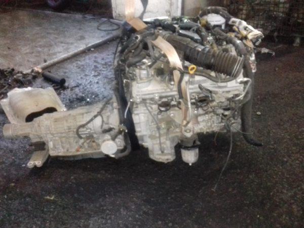 Двигатель Toyota 3GR-FSE - 0044774 AT A760E FR GRS182 95 000 km коса+комп 4