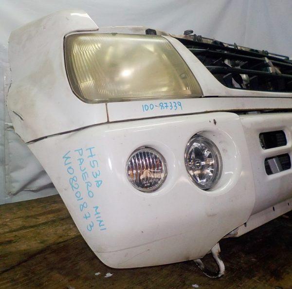 Ноускат Mitsubishi Pajero Mini, (1 model) (W08201873) 2