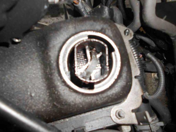 Двигатель Volkswagen APK - 770856 AT FF WVWZZZ1JZ2W540999 коса+комп 8