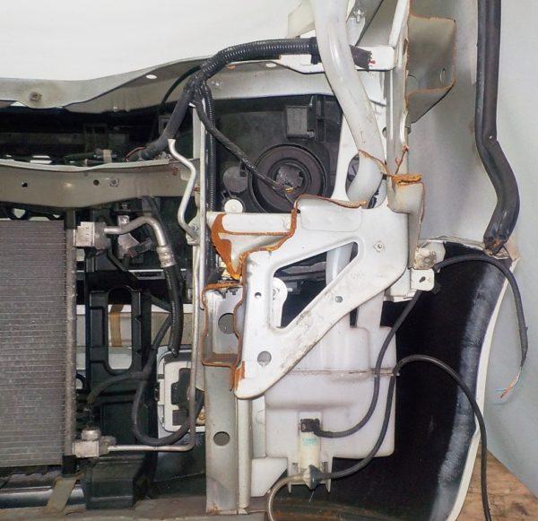 Ноускат Nissan Cube 11, (2 model) (W06201867) 8