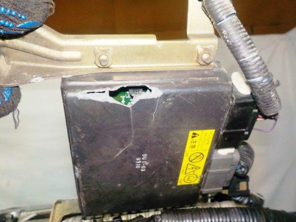 Двигатель Nissan VQ25-DD - 094669A AT RE4F04B FF A33 NEO без датчика скорости 4